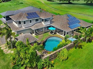 **MODERN** NEW HOUSE!!! Enjoy Pool & Jacuzzi in Poipu Beach Estates
