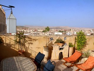 Dar Malika - Spectacular medina view, beautiful house, contemporary comforts