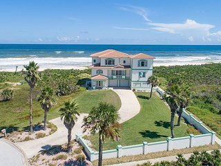 Immaculate 4BR Oceanfront Home w/ 2 Master Suites, Private Pool & 3 Balconies