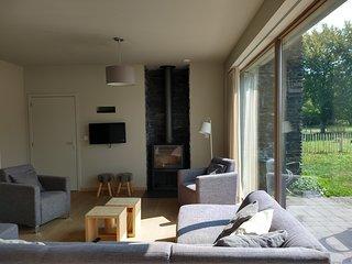 LE LOUP, gezellig huis met haard, sauna, rolstoelvriendelijk, Le Loup d' Engreux