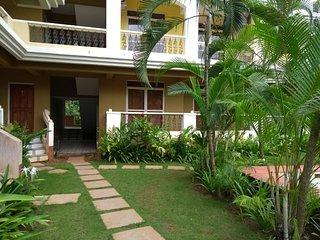 Luxurious Apartment at Zalor Beach, Goa