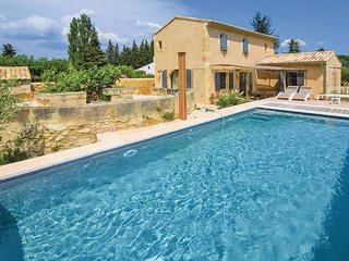4 bedroom Villa in Saint-Hilaire-d'Ozilhan, Occitania, France : ref 5676108