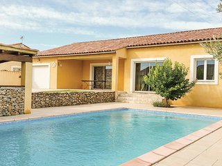 5 bedroom Villa in Saint-Nazaire-d'Aude, Occitania, France : ref 5675918