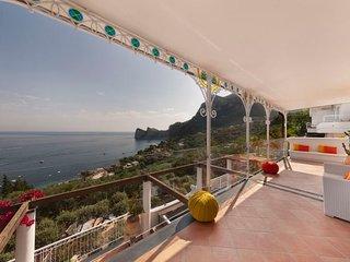 4 bedroom Villa in Marina del Cantone, Campania, Italy : ref 5676436