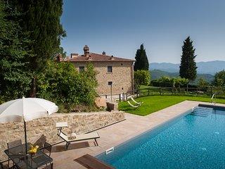 3 bedroom Villa in Molinelli, Tuscany, Italy : ref 5674834