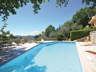 4 bedroom Villa in Cabris, Provence-Alpes-Côte d'Azur, France : ref 5675883