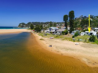 Lakeside Escape -  Avoca Beach