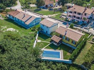 4 bedroom Villa in Veli Golji, Istarska Zupanija, Croatia : ref 5426492