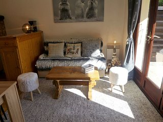 1 bedroom Apartment in Les Praz-de-Chamonix, Auvergne-Rhône-Alpes, France : ref