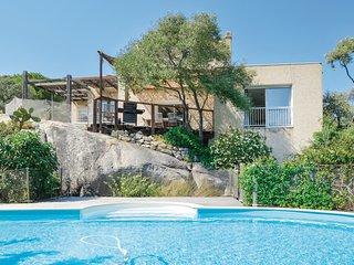3 bedroom Villa in La Vaccaja, Corsica, France : ref 5676114