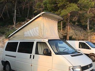 Rent a camper Ibiza