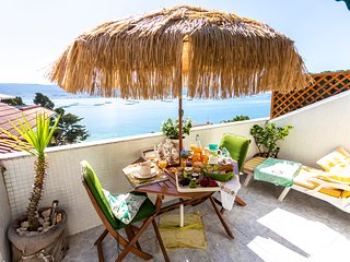 Balcony of Rias Baixas - Couple's Getaway + Pool [Pontevedra]