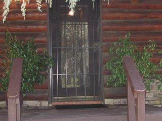 Luxury Log Cabin on lush green belt property