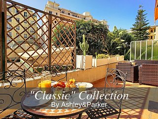 Ashley&Parker -  PROVENCE TERRACE - 6 persons occupancy in the center of Nice
