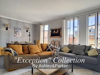 Ashley&Parker - FRENCH RIVIERA PRESTIGE - Luxury flat in the center