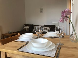 Compact and Cosy One Bed Apartment - sleeps 3 with free Wifi