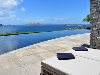 Villa La Danse Des Etoiles  * Ocean View | Located in  Fabulous Pointe Milou wit