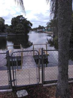 dock for fishing