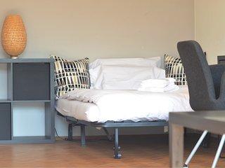 Schicke 1-Zimmer-Wohnung Nähe Europäische Zentralbank, ruhig & zentral