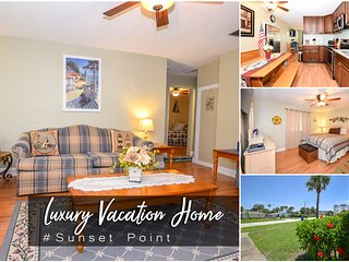 Nov Specials! 'Sunset Point' - Luxury Home - 3BR/2BA