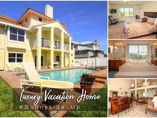 Feb Specials! 'Sunnyside Up' - Luxury Pool Home - 4BR/3BA