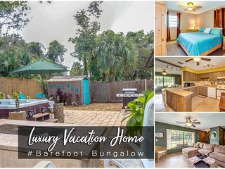 Nov Specials! 'Barefoot Bungalow' - Luxury Home - 2BR/2BA