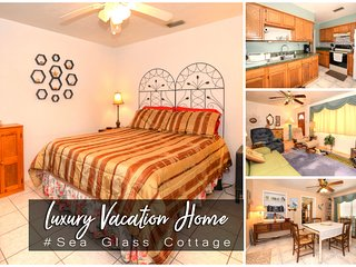 Feb Specials! 'Sea Glass Cottage' - 3BR/2BA