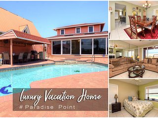 Oct Specials! 'Paradise Point' - Oceanfront Pool Home - 5BR/4BA