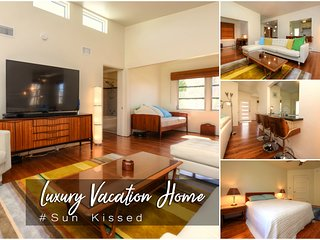 Jan Specials! 'Sun Kissed' - Luxury Home - 2BR/1BA