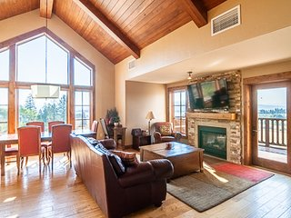 Grandview Penthouse | Tamarack Resort | Sleeps 8