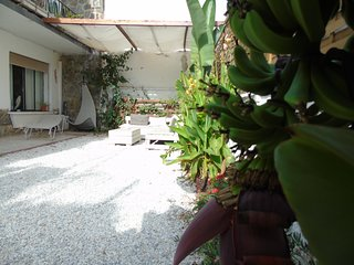 large private garden,great location!