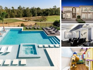 W318J- 9 Bedroom Golf View Luxury Mansion