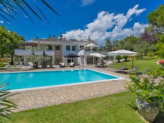 4 bedroom Villa in Santa Marina, The Marches, Italy : ref 5676360