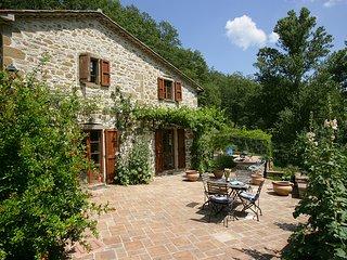 2 bedroom Villa in Col di Morro, Tuscany, Italy : ref 5676513