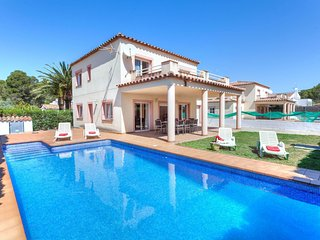 5 bedroom Villa in Las Tres Cales, Catalonia, Spain : ref 5555656