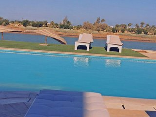 El Gouna villa with private pool and jacuzzi