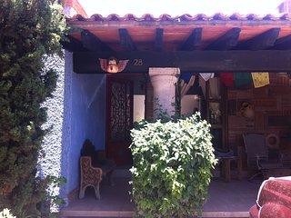 Cama y desayuno en Tepotzotlan