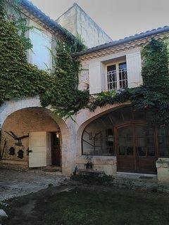 Nice apt in Nages-et-Solorgues