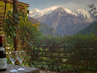 Picturesque Retreat in Servoz, Chamonix Valley