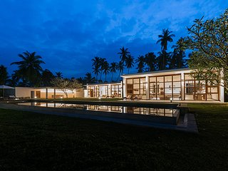 NOI Villa Bentota,No.1 Indian Ocean - Whole Villas 1 and 2