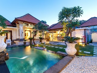 Beach Side luxurious villa in Sanur Bali