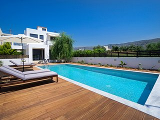 Seametry Luxury Villa, Mournies Chania