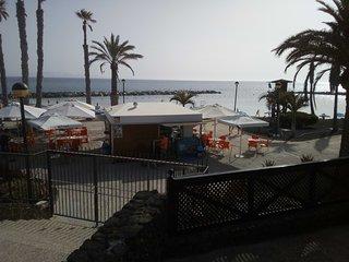Beach Gated Entrance