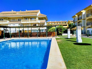 HQ Holiday Apartment | Javea Arenal | pool , wifi, airco