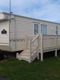 6 BERTH CARAVAN FOR HIRE AT TY GWYN HOLIDAY PARK ABERGELE
