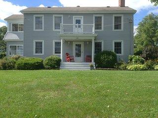 Historic Lakefront Home on Owasco Lake