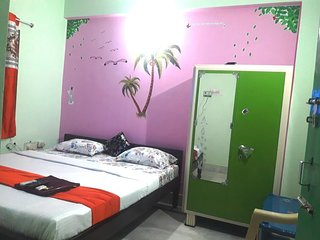 Divine Beach Homestay - Deluxe Double Room 1