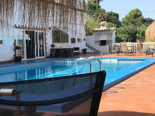 Luxury holiday apartment to rent with one bedroom in Alhaurin el Grande