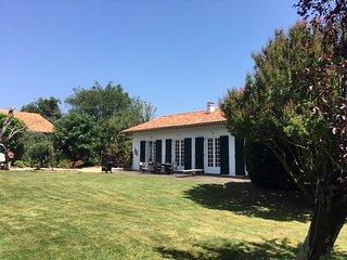 Maison proche de tout, au calme en plein Guéthary !
