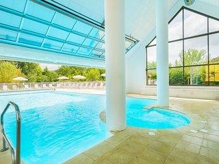 Maison de vacances pour 6 sur 2 etages | Acces salle de gym et piscine